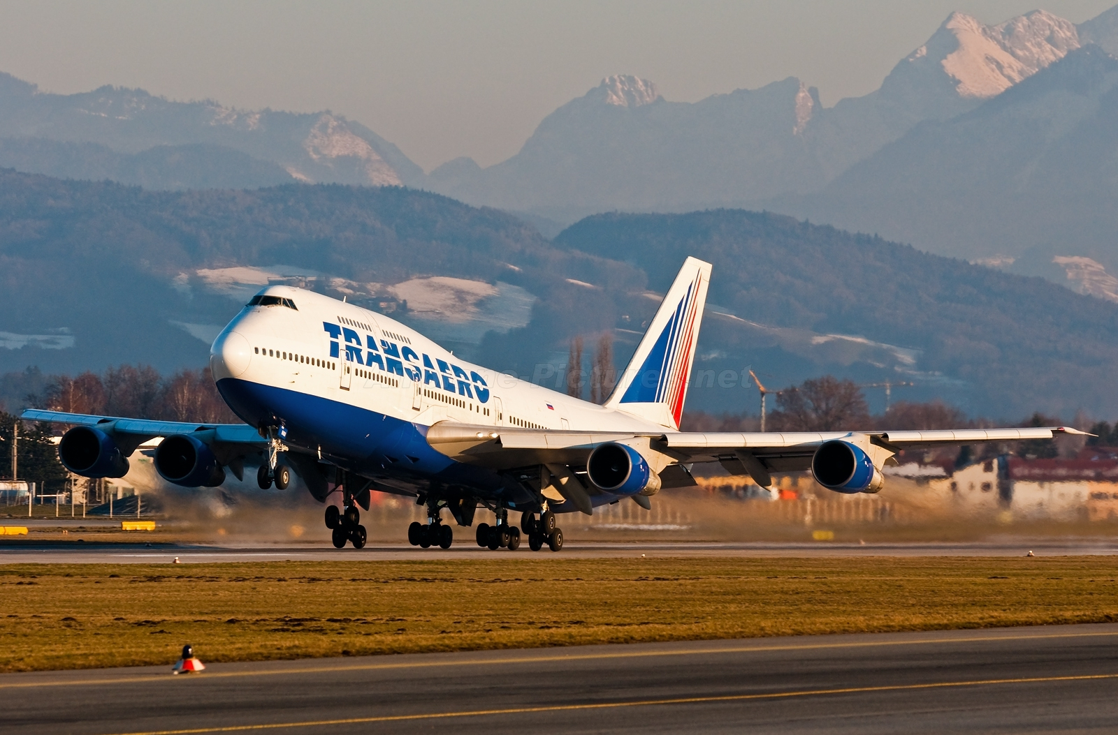 Transaero stopped flying