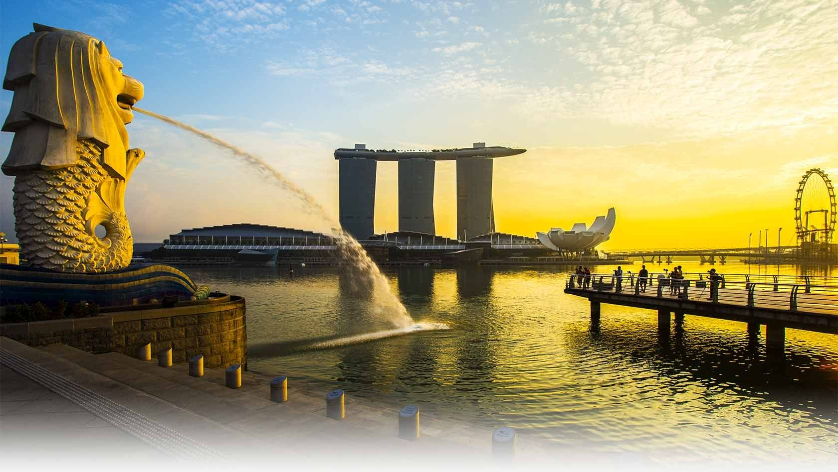 Singapore and UK - IP collaboration